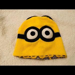 aba6f713b3add Kids  Minion Hat on Poshmark